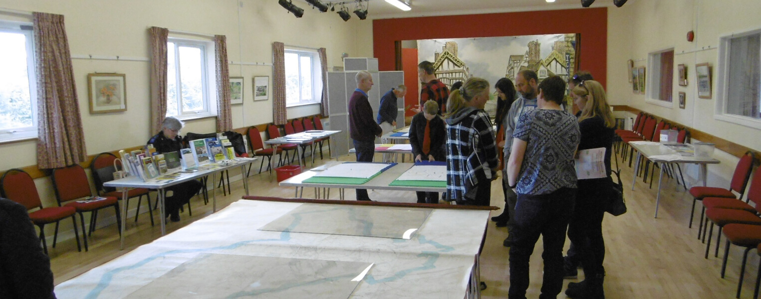 Kilpeck Area Neighbourhood Development Plan Open Day